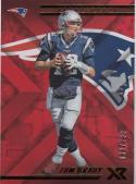 2018 Panini Xr Red #7 Tom Brady NM+ 032/299