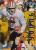 1996 Pro Line Cels #PC11 Steve Young NM Near Mint