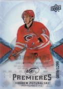 2017-18 Upper Deck Ice #116 Andrew Poturalski NM Near Mint RC Rookie 859/1299