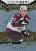 2017-18 Upper Deck Trilogy #73 Tyson Jost NM Near Mint RC Rookie 599/999