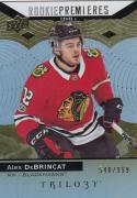 2017-18 Upper Deck Trilogy #68 Alex Debrincat NM Near Mint RC Rookie 540/999