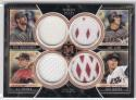 2018 Topps Museum Collection #FPQR-ARI Paul Goldschmidt Jake Lamb AJ Pollock Zack Greinke NM Near Mint MEM 8/75