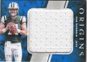 2018 Panini Origins Rookie Jumbo Jerseys Blue #RJJ-2 Sam Darnold NM Near Mint RC Rookie MEM 2/49