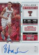 2018 Panini Contenders Cracked Ice #65 Zhaire Smith NM Near Mint Auto