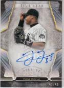 2018 Topps Five Star Career Year #CRA-FT Frank Thomas NM Near Mint Auto 41/45