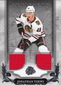 2018-19 Upper Deck Artifacts #36 Jonathan Toews NM Near Mint MEM 105/165
