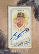 2018 Topps Allen & Ginter #MA-RD Rafael Devers NM Near Mint RC Rookie Auto