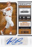2018 Panini Contenders Draft #31 Kody Clemens NM Near Mint RC Rookie Auto
