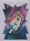 2017-18 Panini Contenders Die-Cut Warriors #3 Stephen Curry NM Near Mint