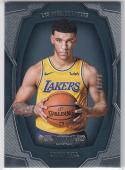 2018-19 Panini Dominion #38 Lonzo Ball NM Near Mint 60/75
