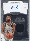 2018-19 Panini Dominion Peerless #PJ-ACR Allen Crabbe NM Near Mint MEM Auto 30/49