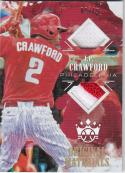 2018 Panini Diamond Kings Original Materials #OM-JC JP Crawford NM Near Mint MEM 9/49