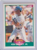 1989 Score Traded #100T Ken Griffey Jr NM Near Mint RC Rookie