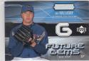 2004 Upper Deck Future Gems Roy Halladay #FG-RH NM Near Mint MEM