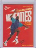 1994-95 Wheaties # Michael Jordan NM Near Mint
