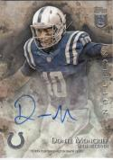 2014 Topps Inception #23 Donte Moncrief NM Near Mint RC Rookie Auto