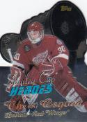 1999-00 Topps Stanley Cup Heroes #SC18 Chris Osgood NM Near Mint