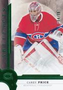 2016-17 Upper Deck Artifacts Emerald #73 Carey Price NM Near Mint 44/99