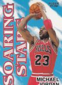1997-98 Fleer Soaring Stars #9 Michael Jordan NM Near Mint