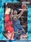2018-19 Panini Prizm Blue Crystal #222 Stephen Curry NM Near Mint 4/99