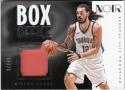 2017-18 Panini Noir Box Office #BO-SA Steven Adams NM Near Mint MEM 37/49