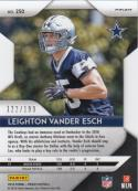 2018 Panini Prizm Blue Die Cut #250 Leighton Vander Esch NM Near Mint RC Rookie 122/199