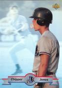 1992 Upper Deck Minor League #TP3 Chipper Jones NM Near Mint RC Rookie