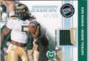 2009 Press Pass Gridiron Gamers #GJ Gartrell Johnson NM Near Mint MEM 47/50