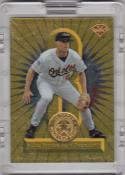 1997 Leaf Gold Stars #21 Cal Ripken Jr NM Near Mint 1876/2500