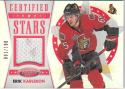 2012-13 Panini Certified Stars #16 Erik Karlsson NM Near Mint MEM 1/100