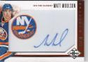 2012-13 Panini Limited #MM Matt Moulson NM Near Mint Auto 61/99