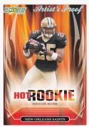 2006 Score Hot Rookie Artists Proof #4 Reggie Bush NM Near Mint RC Rookie 16/32