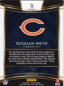2018 Panini Select White #39 Roquan Smith NM Near Mint RC Rookie 7/75