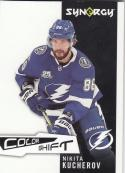2017-18 Upper Deck Synergy Color Shift #29 Nikita Kucherov NM Near Mint