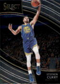 2018-19 Panini Select #205 Stephen Curry Courtside NM Near Mint