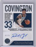 2018-19 Panini Chronicles #RC Robert Covington Auto 67/75