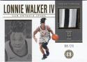 2018-19 Panini Encased #LW Lonnie Walker IV MEM 8/25