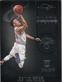2018-19 Panini Chronicles Black Box #321 Kevin Knox RC Rookie 53/249