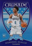 2018-19 Panini Chronicles Crusade #558 Hamidou Diallo RC Rookie 20/49