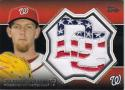 2013 Topps Commemorative Patch #24 Stephen Strasburg
