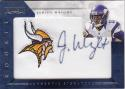 2012 Prominence #243 Jarius Wright RC Rookie Auto 22/240