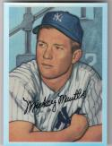 1996 Topps Reprint Refractor #101 Mickey Mantle