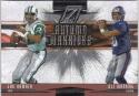 2005 Donruss Zenith Autumn Warriors #11 Joe Namath Eli Manning