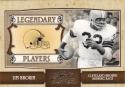 2007 Donruss Classics Legendary Players #29 Jim Brown 1/250