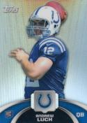 2012 Topps #AL Andrew Luck RC Rookie