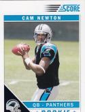 2011 Panini Score #315 Cam Newton RC Rookie