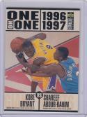 1996-97 Upper Deck Collector's Choice #361 Kobe Bryant
