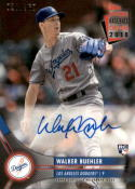 2018 Topps National Baseball Card Day Autographs #AU-WB Walker Buehler NM Near Mint Auto