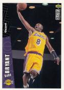 1996-97 Collector's Choice #267 Kobe Bryant NM Near Mint RC Rookie