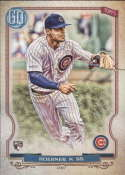 2020 Topps Gypsy Queen #201 Nico Hoerner NM Near Mint RC Rookie